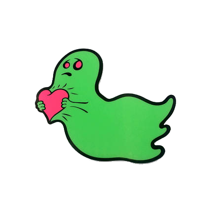Cock Ness Monster Sticker