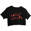 Hail Lilith Crop Top