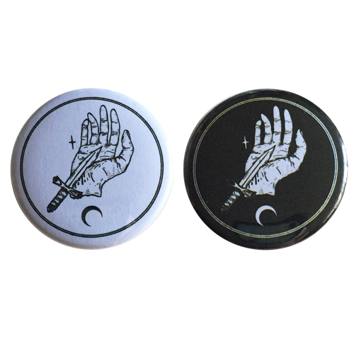 Oath Button Set