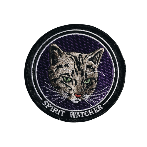 Spirit Watcher Tabby Patch