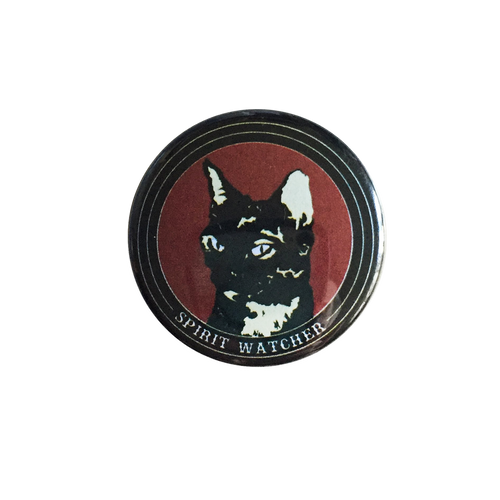 Spirit Watcher Button