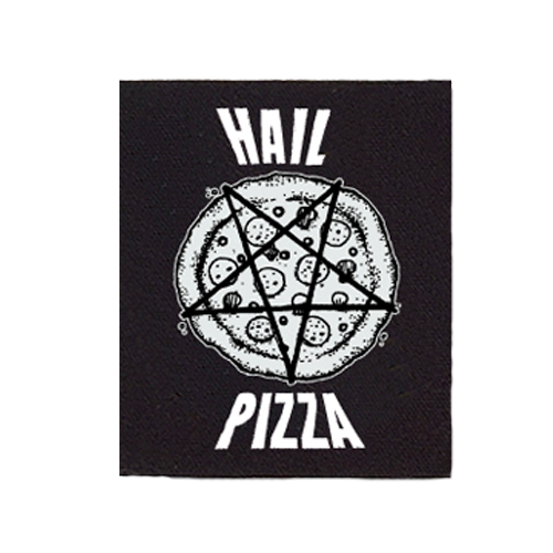 Hail Pizza Patch