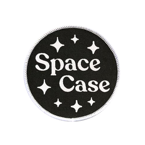 Space Case Patch