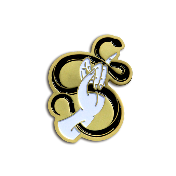 Serpent's Wish Pin