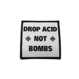 Drop Acid Not Bombs Patch