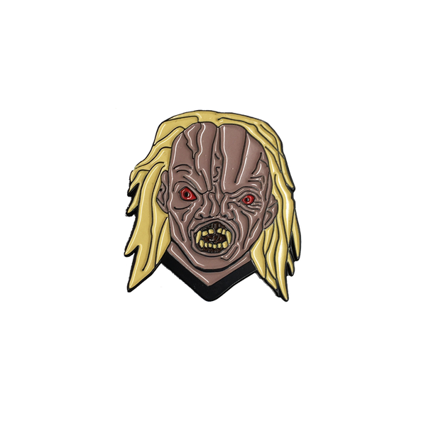 Funhouse Monster Pin