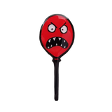 Floating Head of Death Pin