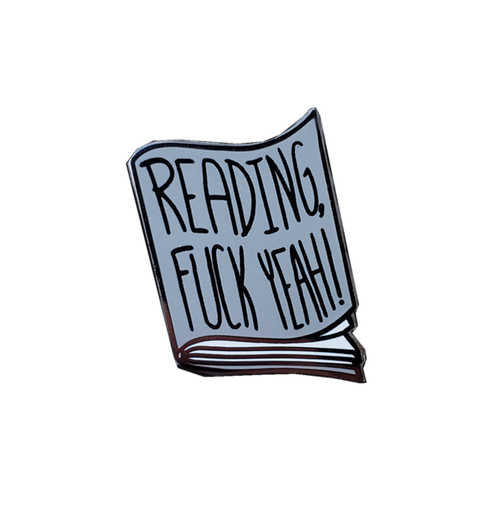 Reading Fuck Yeah Pin