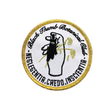 Black Thumb Botanical Club Patch