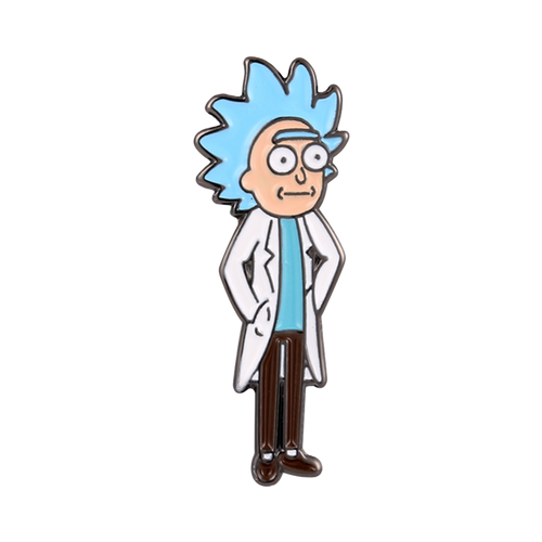 Tiny Rick Pin