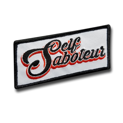Professional Self Saboteur Patch