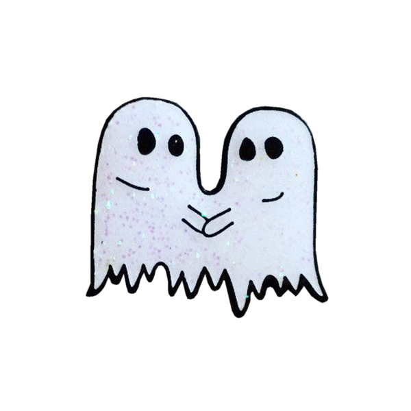2 Ghosts 1 Sheet Pin