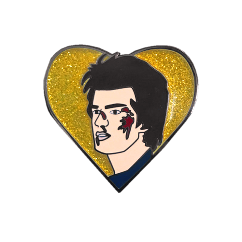 Steve Harrington Pin