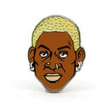 Dennis Rodman Pin (Color Changing!)