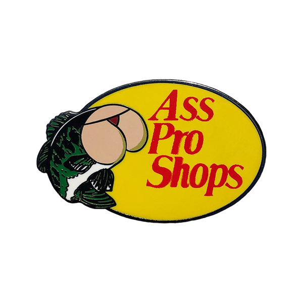 Ass Pro Shops Pin