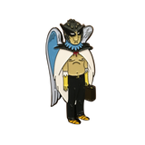 Harvey Birdperson Pin