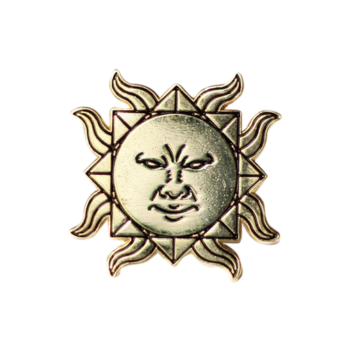 My God is the Sun Pin