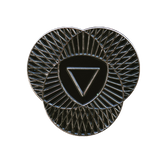 The Godess Veritas Pin