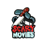 Scary Movies Pin