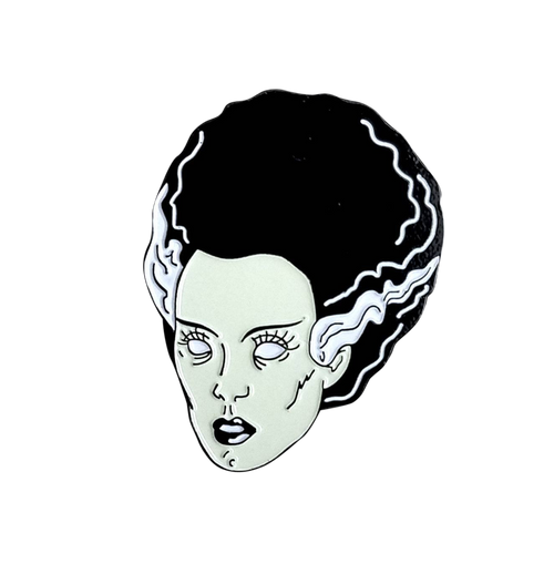 Bride of Frankenstein Pin