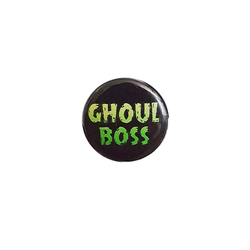 Ghoul Boss Button