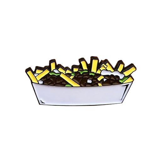Carne Asada Fries Pin