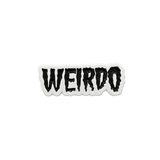 Weirdo Pin (Glows in the Dark!)