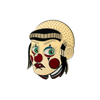 Chelsea the Clown Pin
