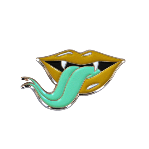 Serpent Tongue Pin