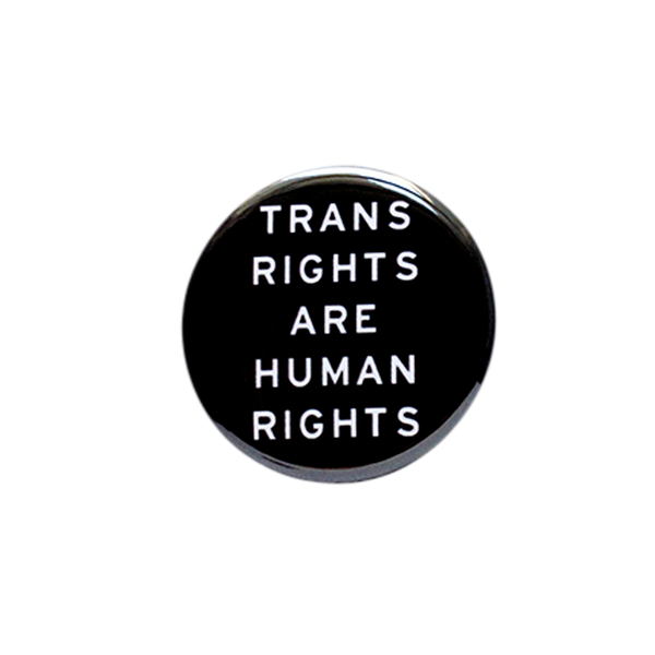 Trans Rights Button