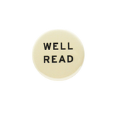 Well Read Button