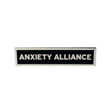 Anxiety Alliance Pin