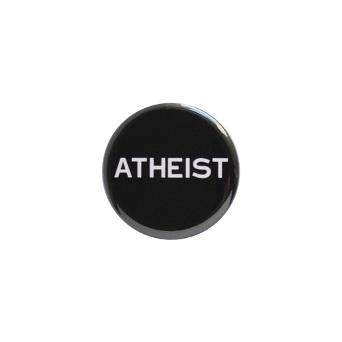 Athiest Button