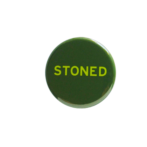 Stoned Button