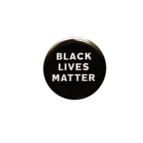 Black Lives Matter Button