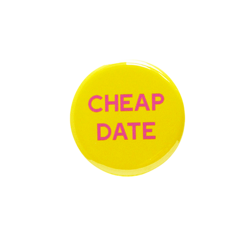 Cheap Date Button