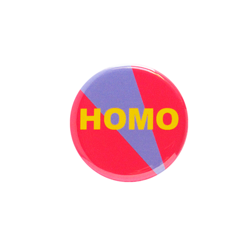 Homo Button
