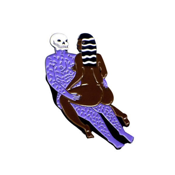 Ride or Die Pin