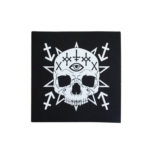 Star Skull Patch