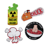 Mr. Club Sticker Pack