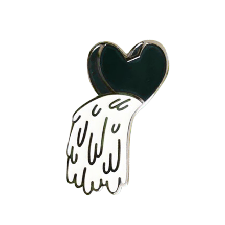 Emotional Vomit Pin