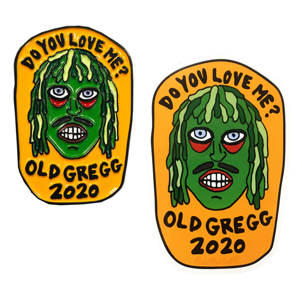Old Gregg 2020 Flair Pack