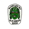Old Gregg 2020 Pin