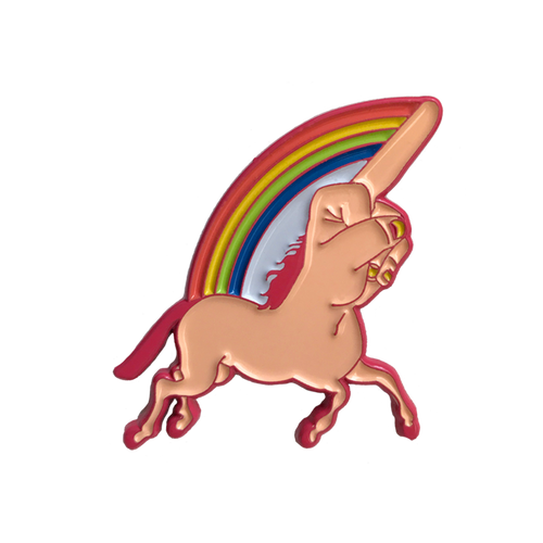 FUnicorn Pin