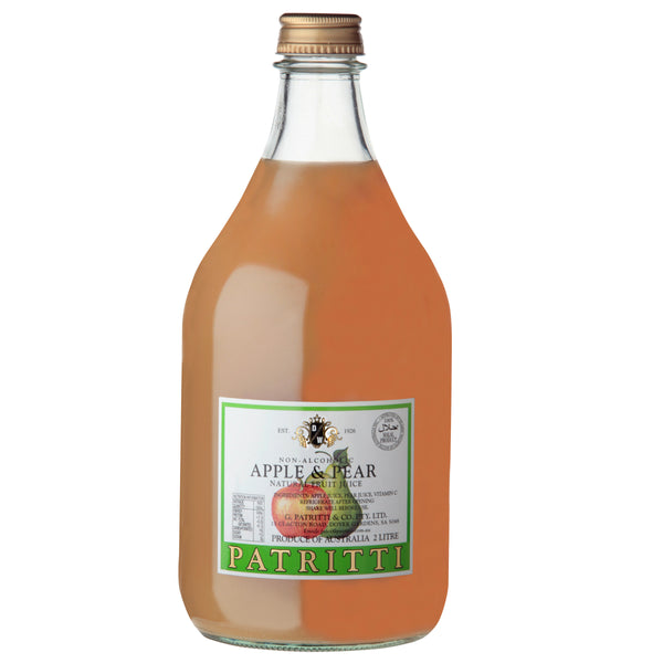 Full Bodied Apple & Pear Juice 2L