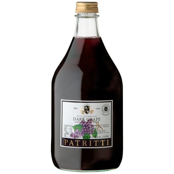 Dark Grape Juice 2L
