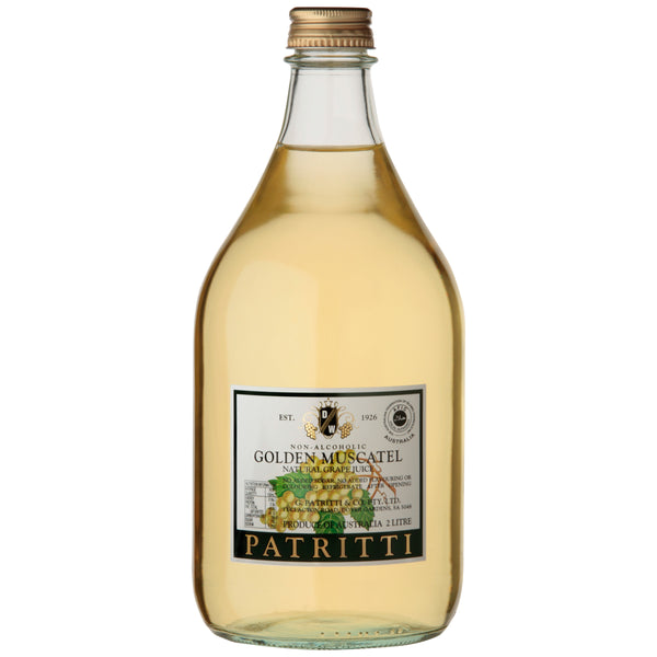 Golden Muscatel Grape Juice 2L