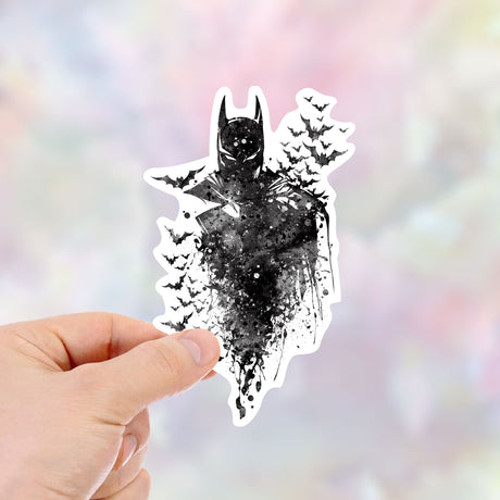 Batman Vinyl Sticker  - Item419