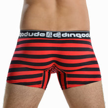 Red and Black Mens Boxers