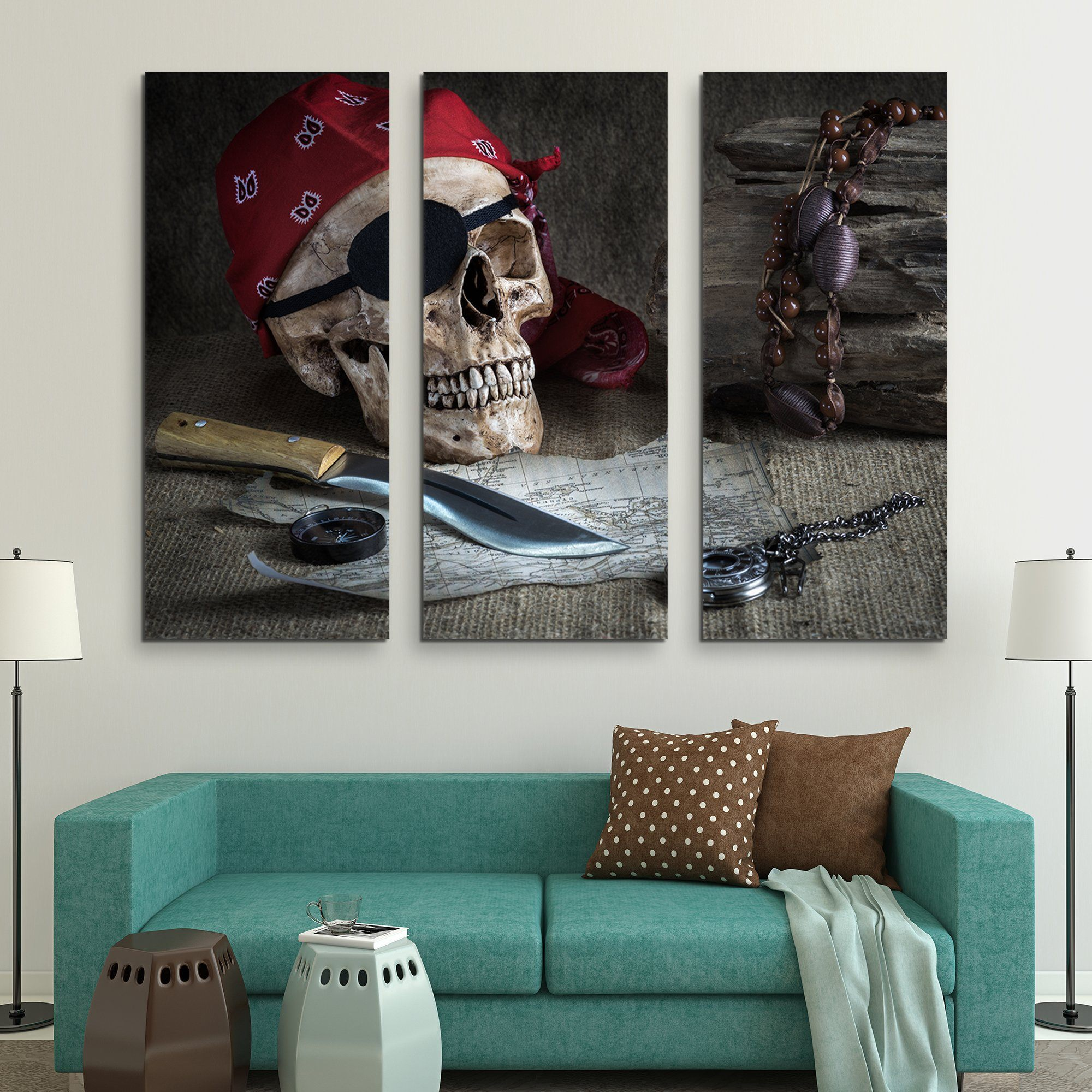 3 piece Still Life wall art
